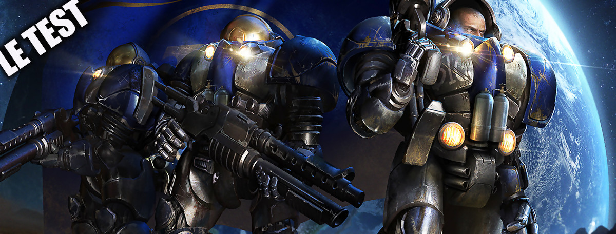 Test Starcraft Remastered : un chouette retour en Terran connu