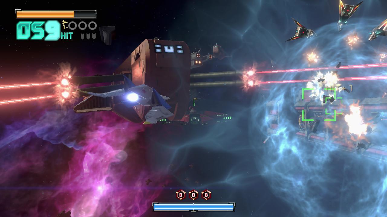 StarFox Zero et StarFox Guard font le plein de nouvelles images sur Wii U