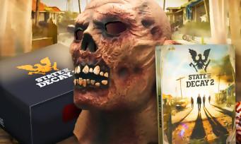 State of Decay 2 : il n'y aura pas le jeu dans l'édition collector