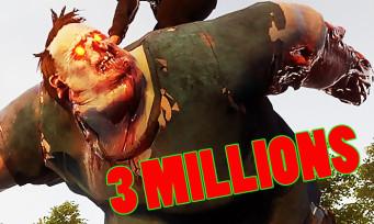 State of Decay 2 : le succès continue 3 millions de joueurs annoncés
