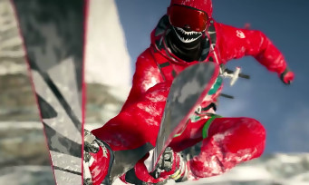 "Steep : trailer de gameplay du DLC ""Winterfest"""