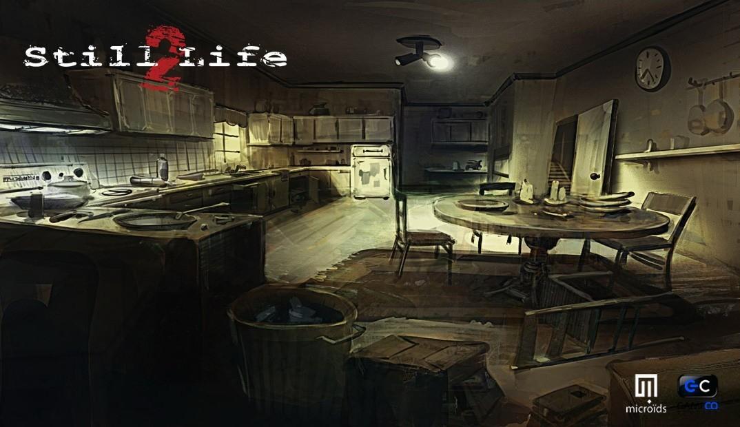 still life 2 encore une vid o in game. Black Bedroom Furniture Sets. Home Design Ideas