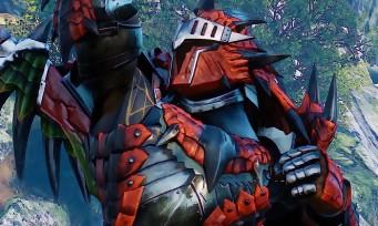 Street Fighter V : images des costumes Monster Hunter World