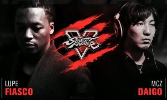 Street Fighter 5 : le match truqué entre Daigo et le rappeur Lupe Fiasco