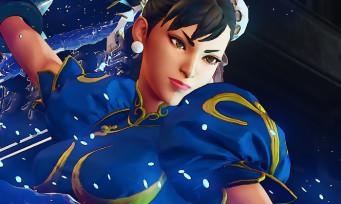 Street Fighter 5 : un nouveau guide vidéo dédié à Chun-Li