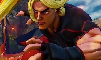 "Street Fighter 5 : le vrai mode ""Scénario"" aura une durée de vie rikiki"