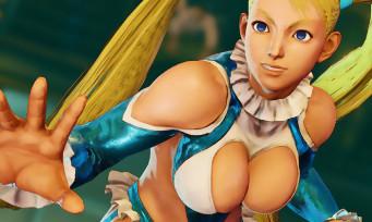 Street Fighter 5 : le costume de R. Mika jugé trop sexy par la télé US