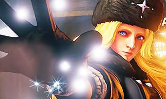 Street Fighter 5 : une vidéo qui dévoile Kolin, nouveau perso jouable
