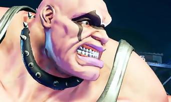 Street Fighter 5 : toutes les attaques d'Abigail en vidéo