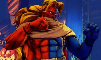 Street Fighter 5 : les images des costumes pour Halloween