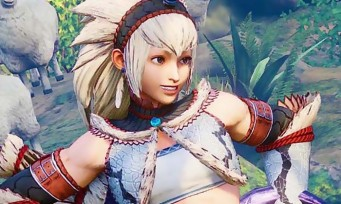 Street Fighter 5 : la liste complète des costumes Monster Hunter World