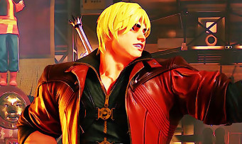 Street Fighter 5 : Dante et Nero de Devil May Cry pointent le bout de leur nez