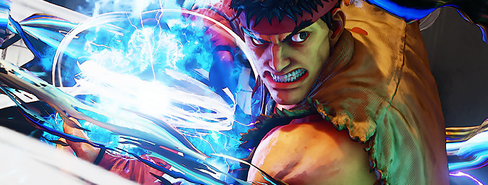 Test Street Fighter 5 sur PS4