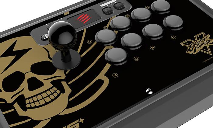 Street Fighter 5 Mad Catz D 233 Voile Ses Nouveaux Sticks Arcade