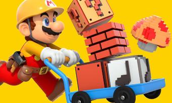 Super Mario Maker 3DS : un nouveau trailer qui présente le jeu