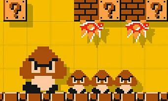 Super Mario Maker 3DS : une nouvelle vidéo avec la New 3DS XL Galaxy