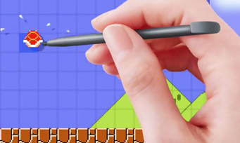 Super Mario Maker : trailer de gameplay sur 3DS