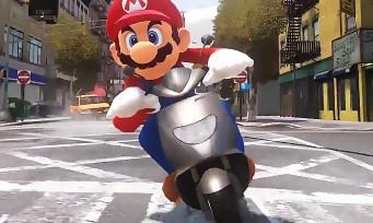 Super Mario Odyssey : le trailer d'annonce parodié avec le moteur de GTA 4