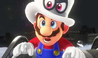Super Mario Odyssey : une vidéo qui dévoile toutes les nouveautés