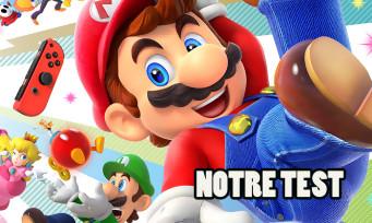 Test Super Mario Party : grosse fiesta sur Nintendo Switch ?