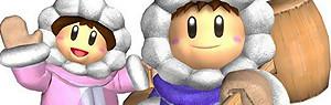 Super Smash Bros. 3DS : les Ice Climbers absents du jeu