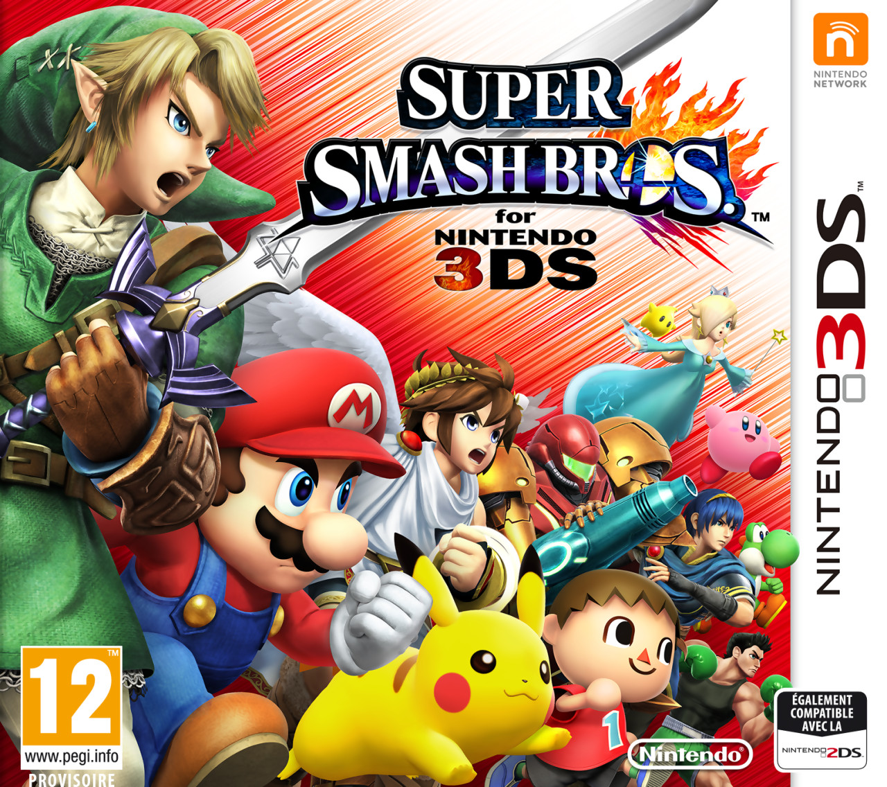 Test Super Smash Bros. 3DS : le jeu qui bastonne sévère !