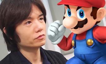 Super Smash Bros. : le créateur de la série derrière la version Switch