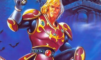 Super Smash Bros. Switch : Simon Belmont (Castlevania) dans le jeu ?