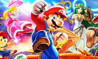 Super Smash Bros. Ultimate : Splatoon et Mega Man à l'honneur en images