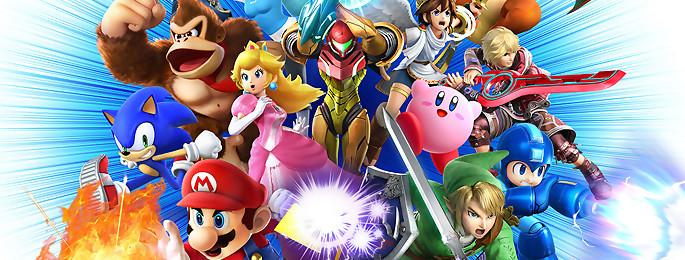 Test Super Smash Bros. for Wii U