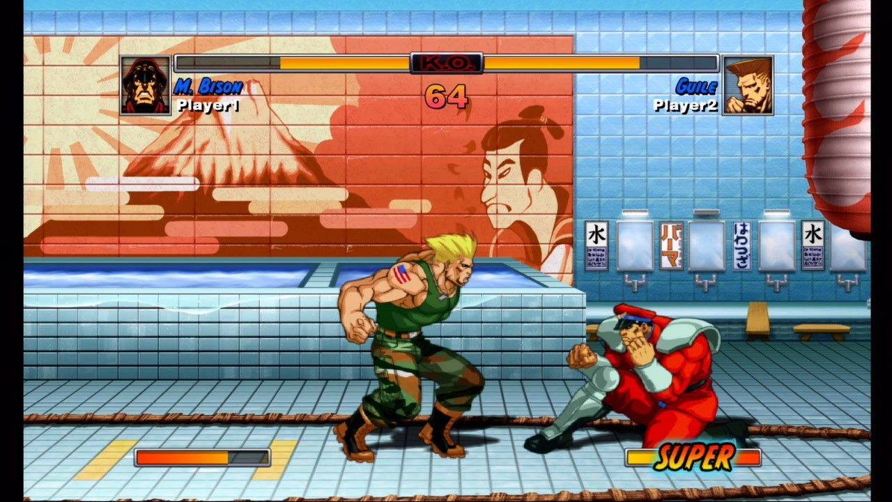 street fighter ii jeu - photo #14