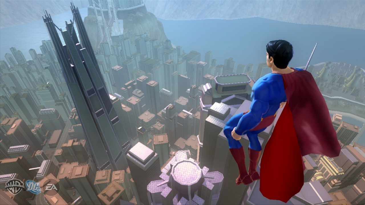 Death and Return of Superman Download Game