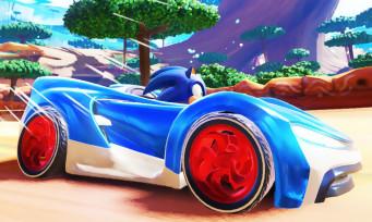 Team Sonic Racing : le producteur du jeu prend la parole