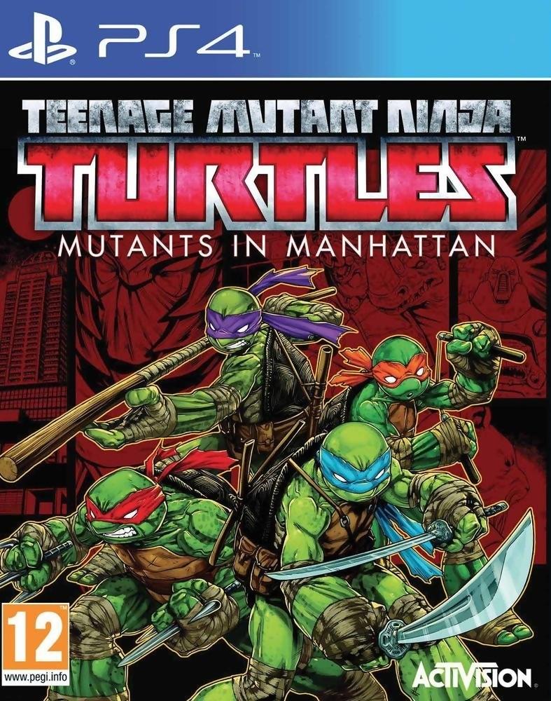 teenage mutant ninja turtles des mutants manhattan jeu action - Jeux De Tortue Ninja Gratuit