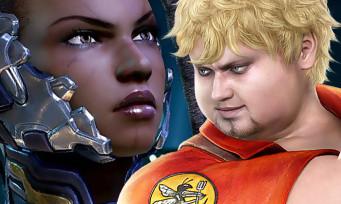 Tekken 7 : Bob et Master Raven entrent dans l'arène, la preuve en vidéos