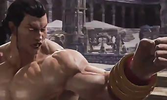 Tekken 7 : un nouveau trailer