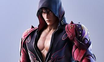 Tekken 7 : gameplay trailer Jin et Devil Jin