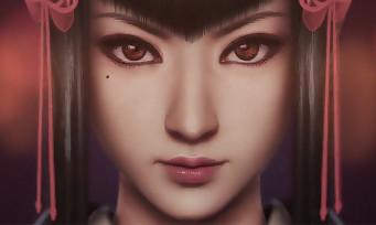Tekken 7 : trailer de Kazumi Mishima