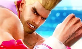 Tekken 7 : un trailer avec les costumes de The Idolmaster