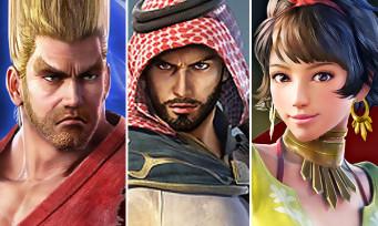 Tekken 7 : un nouveau trailer qui casse des bouches sur PS4