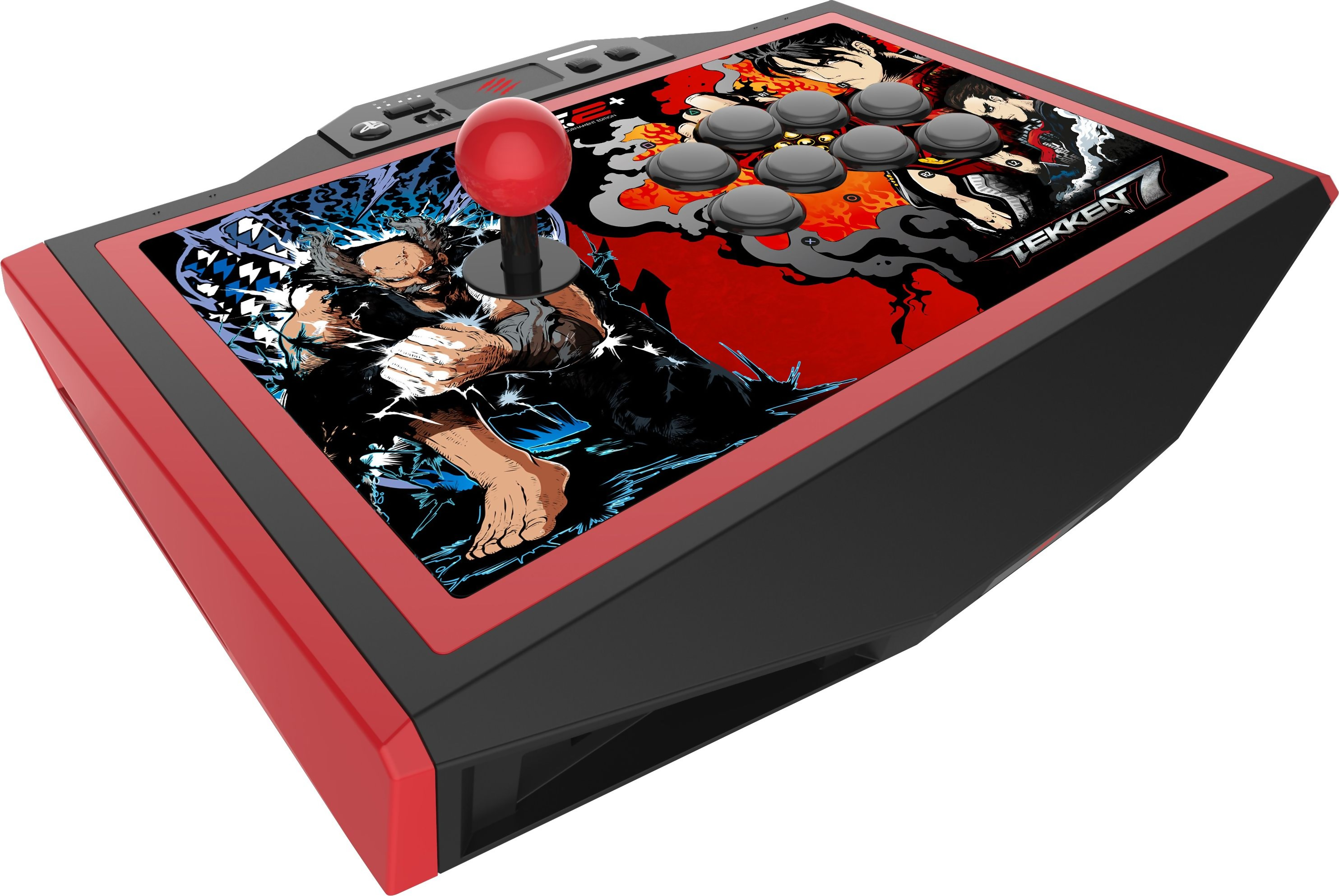 borne arcade tekken 7
