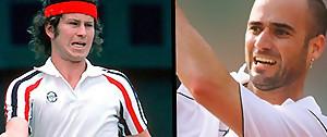 Tennis World Tour : Agassi et McEnroe dans le jeu en bonus, les détails
