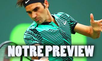 Tennis World Tour : la grosse désillusion sur PS4 Pro