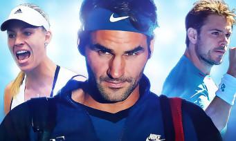 Tennis World Tour : la date de sortie du jeu enfin dévoilée