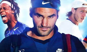 Tennis World Tour : trailer de gameplay sur le mode Carrière