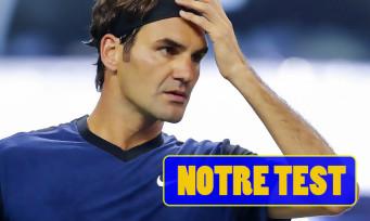 Test Tennis World Tour : non, ce n'est pas lui le nouveau Top Spin