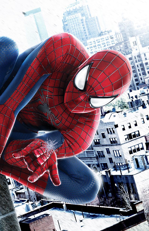 artworks the amazing spider man 2. Black Bedroom Furniture Sets. Home Design Ideas