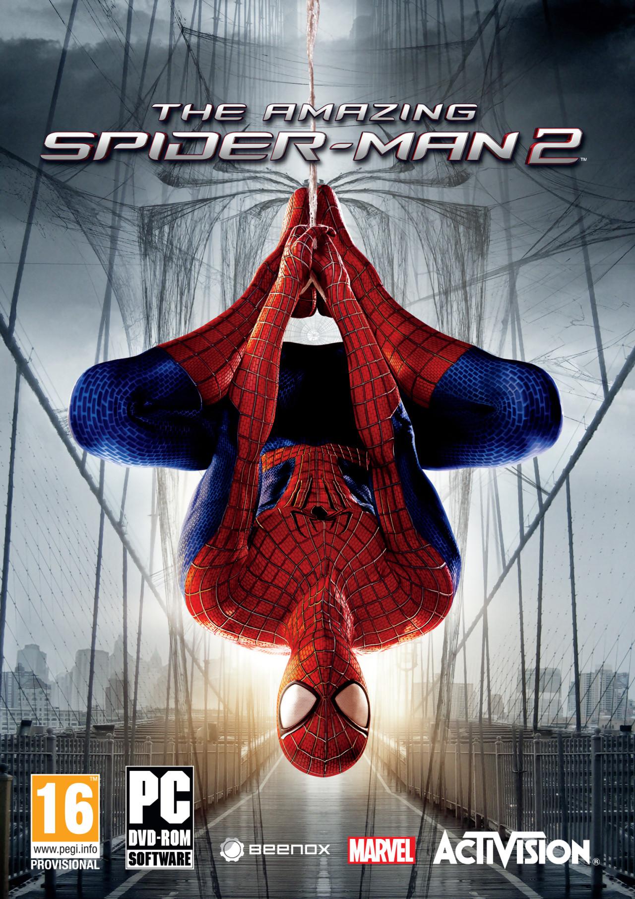 Test the amazing spider man 2 sur ps4 - Jeux de spiderman 7 ...