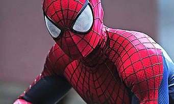 the amazing spider man 2 le jeu est curieusement en vente sur. Black Bedroom Furniture Sets. Home Design Ideas