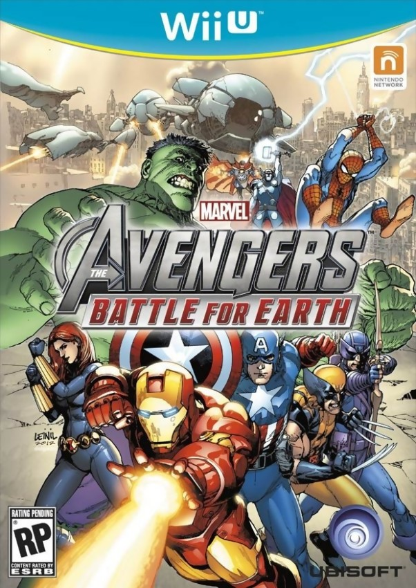 The Avengers : Battle for Earth